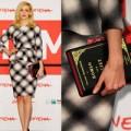 """Thời trang - Mỹ nhân bị nhầm """"nàng mọt"""" vì... ôm sách"""
