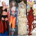 Thời trang - Ngã ngửa trang phục quái dị của Lady Gaga năm 2013