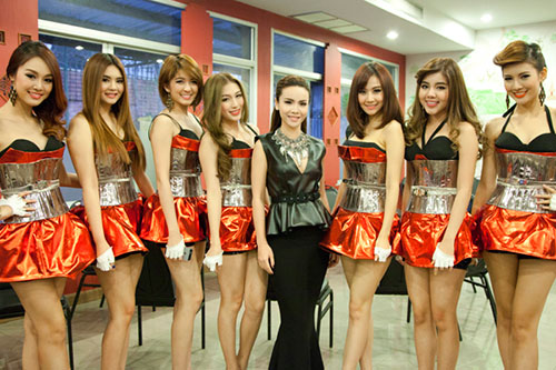 yen trang duoc bao chi thai lan san don - 5