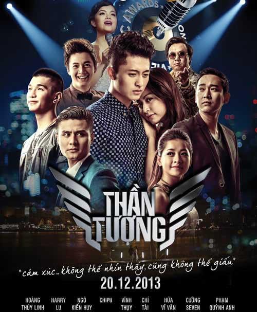 """nhung """"thoi nam cham"""" hot nhat vbiz 2013 - 11"""