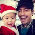 Làng sao - MC Phan Anh lần đầu khoe quý tử