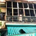 Tin tức - Cháy cửa hàng đồ điện, 1 phụ nữ bại liệt tử vong