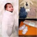 Thời trang - Con gái Kim Kardashian ngập quà giáng sinh xa xỉ