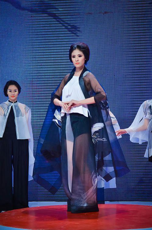 minh hanh 'trung y tuong' voi ntk tre - 1
