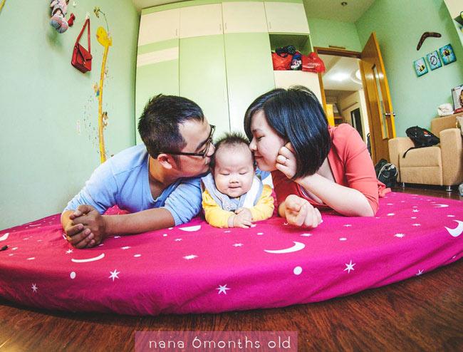 Xin chào cả nhà! Con tên là Bích Ngân, sinh ngày29/5/2013. Ở nhà, ba mẹ hay gọi con là Nana.
