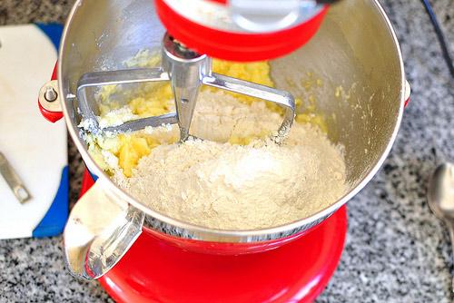 Nhâm nhi bánh quy cuộn hai màu - 1