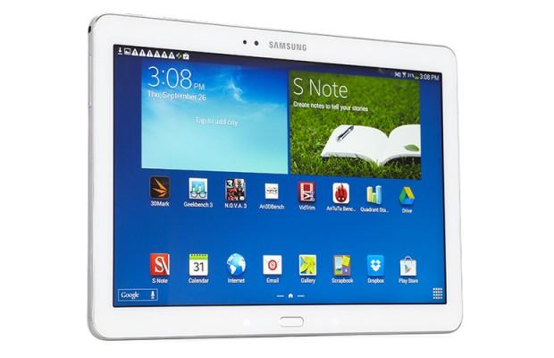 ro ri tablet 12,2 inch bi an cua samsung - 1