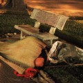 Tin tức - Những mảnh đời vô gia cư trong đêm đông lạnh Thủ đô