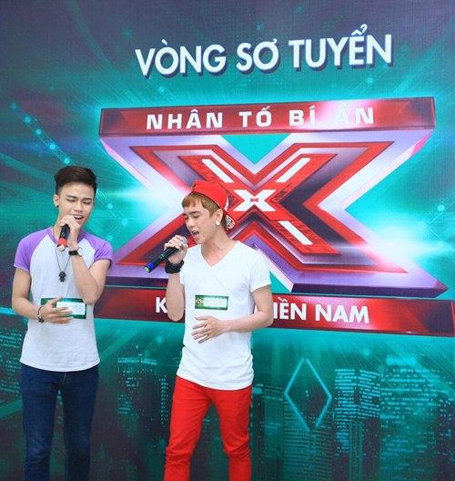 "ho quynh huong gay bat ngo voi ""guong mat la"" - 10"