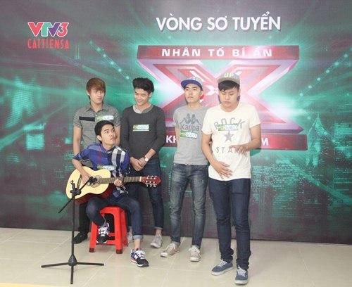 "ho quynh huong gay bat ngo voi ""guong mat la"" - 11"