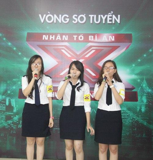 "ho quynh huong gay bat ngo voi ""guong mat la"" - 12"