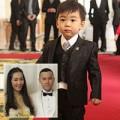 Làng sao - Ngắm hoàng tử bé trong đám cưới Thùy Trang