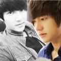 Làng sao - Người mẫu Trung Quốc giống y hệt Lee Min Ho