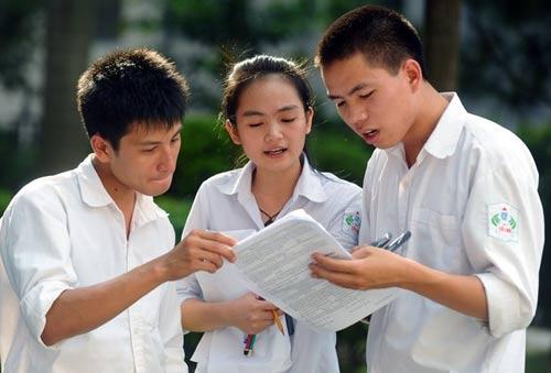cong bo chinh thuc lich thi dai hoc, cao dang 2014 - 1