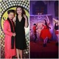 Làng sao - HH Ngọc Diễm bất ngờ khoe vũ đạo và tài ca hát