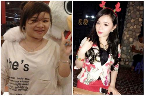 Cô gái An Giang nổi tiếng nhờ giảm 20kg - 1