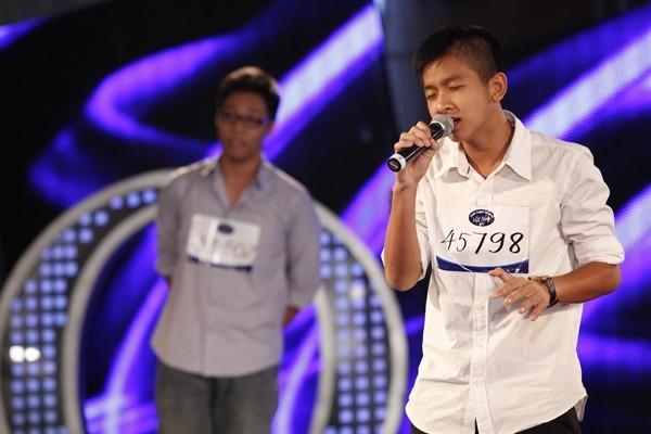 hotboy 16 tuoi bi loai tai vn idol 2013 - 3