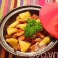 Bếp Eva - Khô cá lóc kho dứa ngon cơm