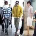 Thời trang - Thời trang sân bay cực chất của Lee Min Ho