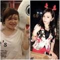 Làm đẹp - Cô gái An Giang nổi tiếng nhờ giảm 20kg