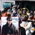 Làng sao - Park Shi Hoo gây sốt khi tái xuất