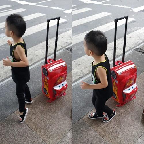 1388432173 7 Style chuẩn không cần chỉnh như quý tử nhà Hà Hồ