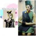 Thời trang - Độc: Ảnh thời trang mô phỏng tranh Picasso