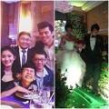 Làng sao - Học trò Thanh Bùi háo hức dự đám cưới thầy