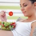 Bà bầu - 3 tháng đầu ăn gì để thai nhi tránh bị dị tật