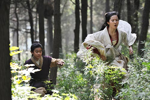 """""""outcast - moi thu hoang toc"""": khong the bo qua - 4"""