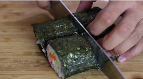 tu lam sushi cuc don gian - 8