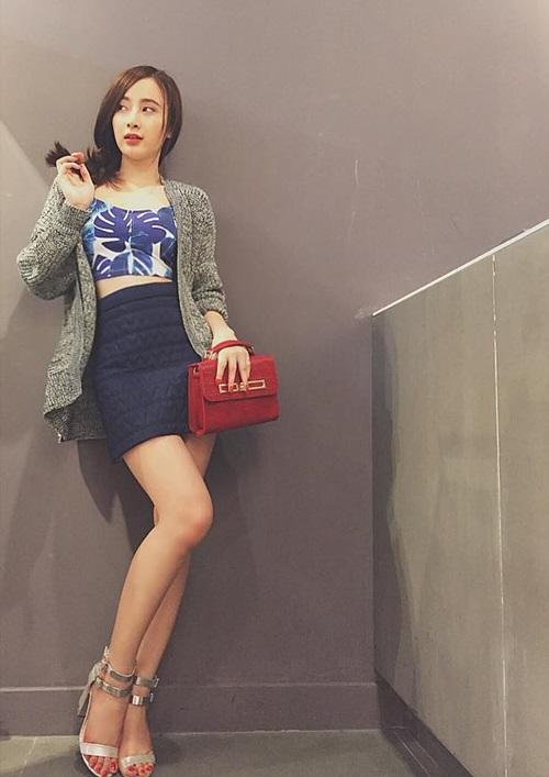 "angela phuong trinh cu xuong pho la ""gay sot"" - 5"
