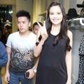 Làng sao - HH Diễm Hương được chồng sắp cưới tháp tùng