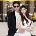 Làng sao - Vợ chồng Tim - Trương Quỳnh Anh tình tứ tại sự kiện