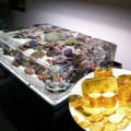 Nhà đẹp - Đặt bể cá cảnh chuẩn: Hút tiền tài, công danh