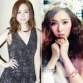 Chung Hân Đồng chúc phúc cho Jessica SNSD