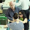 Làng sao - Vợ chồng Thu Minh tình cảm với Trúc Nhân