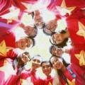 Tin tức - Bạn trẻ Tàu thanh niên Đông Nam Á rạng ngời áo cờ Tổ quốc