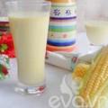 Bếp Eva - Cách làm sữa ngô và lê ngọt béo