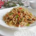 Bếp Eva - Cá cơm xào khô giản dị ngày mát cuối tuần