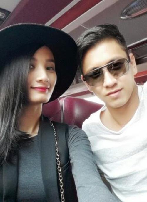 le thuy hanh phuc du lich cung chong sap cuoi - 10