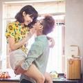 Tình yêu - Giới tính - Ngọt ngào bộ ảnh chàng trai chụp người yêu 9x trong bếp