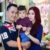 Nghi án lộ diện chồng và con trai DJ Thúy Khanh