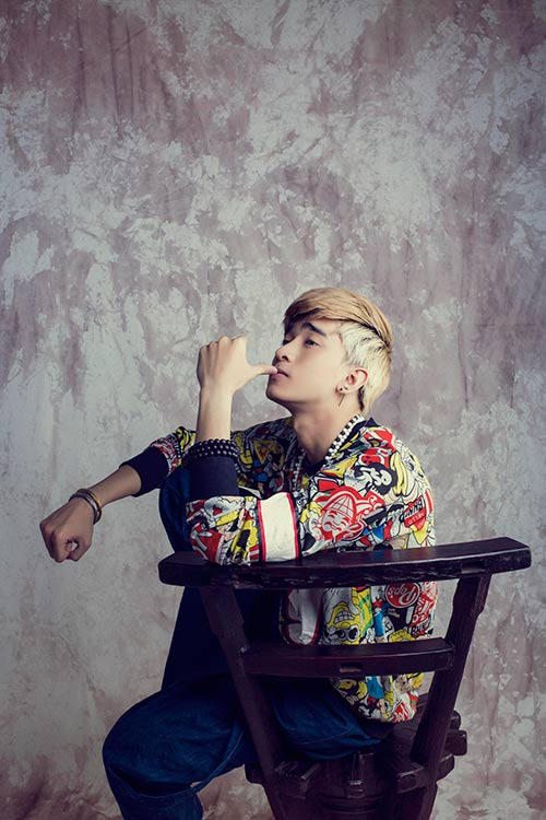 hot boy chi dan cuc chat voi phong cach hiphop - 1