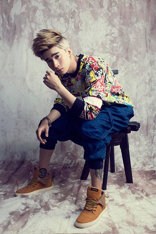 hot boy chi dan cuc chat voi phong cach hiphop - 4
