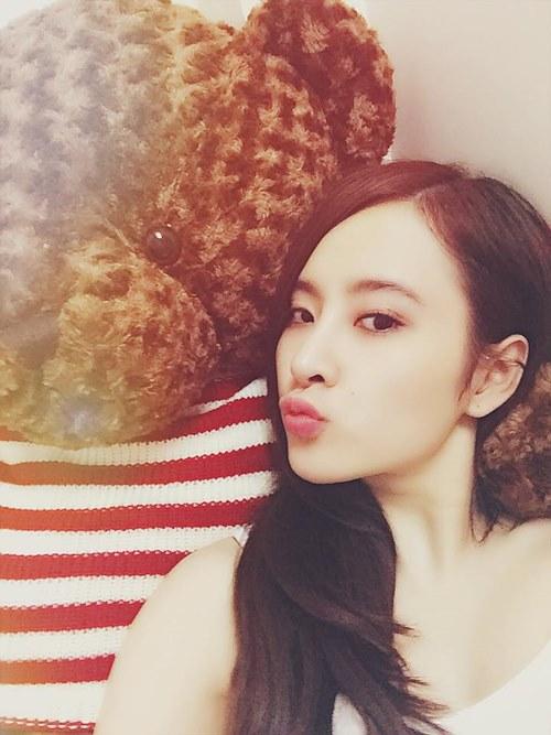 angela phuong trinh khoe dong ho kem hoa don - 6