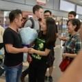 Làng sao - Bằng Kiều được fan chào đón tại Hà Nội