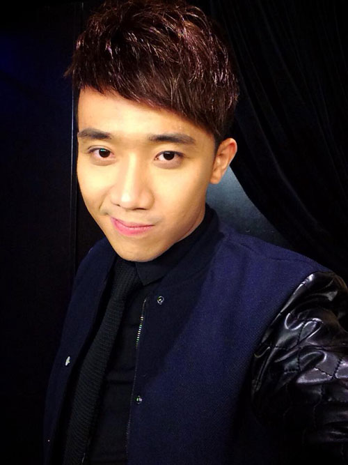 "top 6 sao nam so huu khuon mat v-line ""troi cho"" - 1"