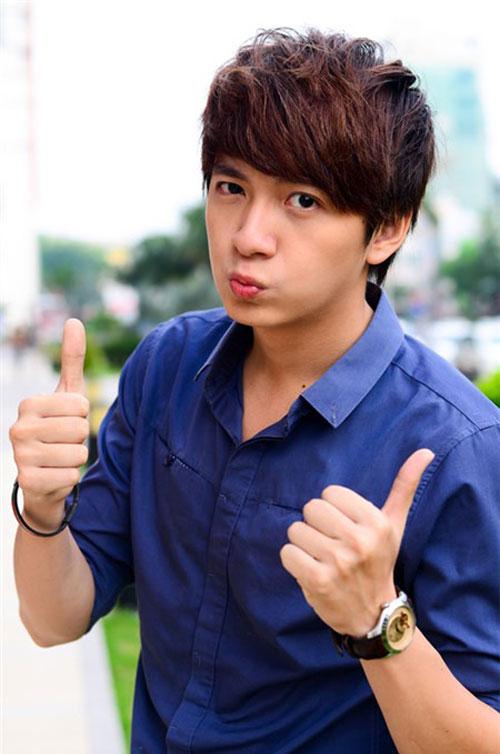 "top 6 sao nam so huu khuon mat v-line ""troi cho"" - 5"