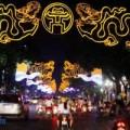 Tin tức - Hồ Gươm rực sáng mừng kỉ niệm 60 giải phóng Thủ đô